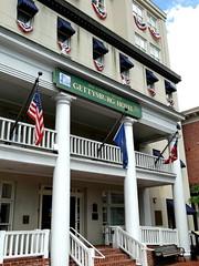 One Lincoln Square (e r j k . a m e r j k a) Tags: pennsylvania adams gettysburg hotel historic storefront lodging lincolnhighway us30 americana erjkprunczyk