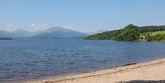 West Highland Way 2016 (andrriis) Tags: west highland way scotland hiking loch lomond water beach