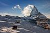 Matterhorn 2 (Wolfgang Staudt) Tags: gornergrat matterhorn zermatt bergbahn schweiz alpen europa berge wandern wanderweg sonnig winter wallis panorama walliseralpen hochgebirge berghotel hohtaelli skigebiet sehenswert attraktion tourismus viertausender monterosa lyskamm