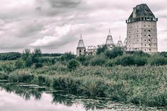 Castle (Robby van Moor) Tags: castle run abandoned lost empty mood desolate almere
