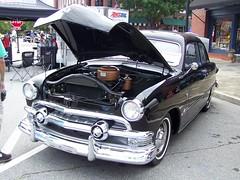 1951 Ford Custom (classicfordz) Tags: 1951 ford custom black