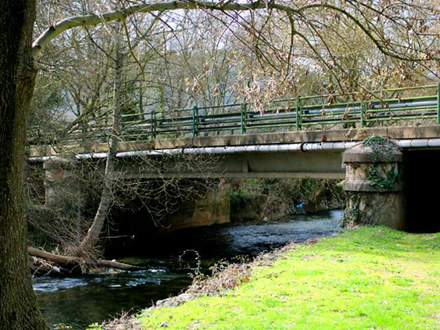 Le pont de la RDN7
