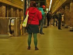Prag/Tschechien, U-Bahn (bleibend) Tags: prague prag praha olympus ubahn omd 2015 em5