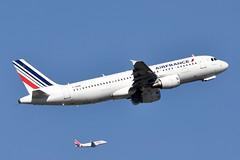 F-HBNB (airlines470) Tags: france air msn a320 cdg 4402 a320214 fhbnb