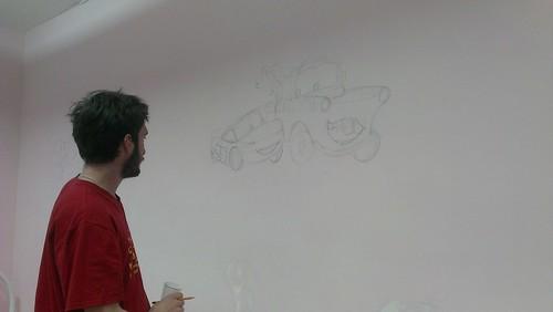 """Яркий рисунок"" (2014/2015) - волонтерский проект"