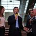 Mauricio Macri inaugura la nueva sede de Gobierno