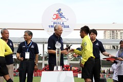 Perlawanan Akhir Kejohanan Bola Sepak Piala 1Malaysia (Najib Razak) Tags: kuala kualalumpur bola pm lumpur primeminister akhir sepak 2015 piala perdanamenteri kejohanan perlawanan najibrazak 1malaysia