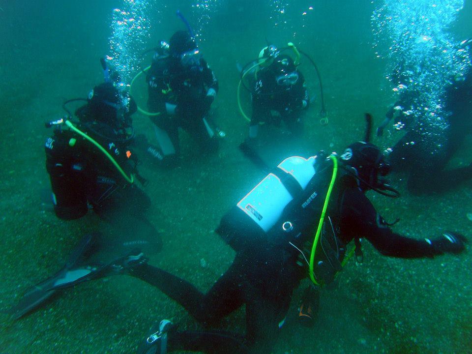 Welcome To Aquanautics Dive