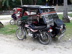 Le fameux Tricycle!