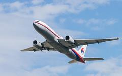 20150314 Photo 004 (flicka.pang) Tags: plane airplane mas pentax melbourne aeroplane vic boeing 777 34 boeing777 malaysiaairlines 777200 ymml 777200er melbourneairport boeing777200 9mmrb boeing777200er 7772h6er pentaxk5 pentaxfa250600mmf56