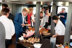 LeFormidable_A23_7053 (Dutch Design Photography) Tags: voyage party water boot mark reis event le breda maiden eerste netwerk zakelijk doop schip rivier varen formidable wethouder evenement koningsdag