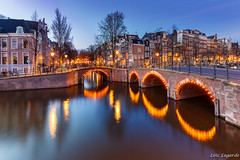 An evening in Amsterdam (Loc Lagarde) Tags: canoneos5dmarkiii
