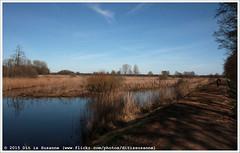 Friese Veen |   (Dit is Suzanne) Tags: netherlands spring walk nederland lente drenthe wandeling  friescheveen  views100 img3911  frieseveen canoneos40d  sigma18250mm13563hsm ditissuzanne  22032015