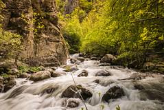 Gorges de la Carana - Pyrnes-Orientales (Alexandre66) Tags: pose panasonic po gorge lente pyrenees orientales carana lx100