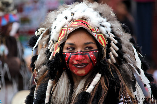 Mexican Pocahontas