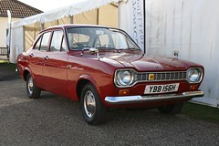 1970 Ford Escort 1100 Deluxe