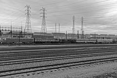 waiting (gman.light) Tags: ohio cleveland clevelandohio locomotive e9 e8 steelmill emd arcelormittal emde8 ctvx clevelandterminalandvalleyrailwayincorporated ctvx4258 ctvx60