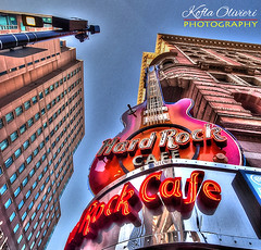 Philadelphia Hard Rock Cafe (Kofla Olivieri) Tags: philadelphia rock cafe nikon hard philly d100 hdr