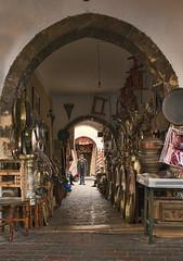 Souk (monilague) Tags: door scale cat chat maroc souk porte casablanca walls mur arche portail chelle