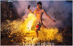 Kick Off (Bali Freelance Photographer) Tags: life people bali nature beauty canon indonesia eos photo foto stock culture daily made event procession orang cultural alam adat budaya balinese culturalevent yudistira myudistira madeyudistira myudistiraphotography