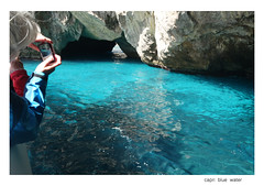 Anja (eckiblues) Tags: blue italy water zeiss capri