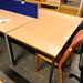 Beech 80x80 new table
