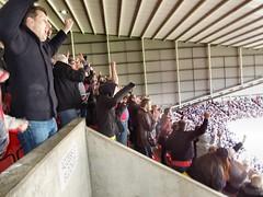 GOAL! Sunderland v Crystal Palace (Paul-M-Wright) Tags: uk england football crystal soccer saturday 11 palace april match fans premier league supporters versus sunderland 2015 cpfc stadiumoflight safc