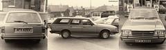 1980 Mazda 929 2000 AFV435V c.1980/81 (Spottedlaurel) Tags: 2000 preston mazda 1980s luce 929 penwortham calverts afv435v middleforthgarage