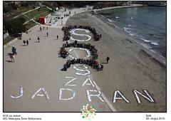 Milenijska fotografija S.O.S. za Jadran