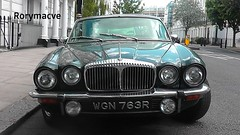 1975 Daimler Sovereign (Rorymacve Part II) Tags: auto road bus heritage cars sports car truck automobile estate transport historic motor saloon compact daimler sovereign roadster britishleyland motorvehicle daimlersovereign worldcars
