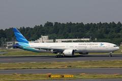 PK-GIC Boeing 777-3U3ER Garuda Indonesia (pslg05896) Tags: tokyo narita garuda nrt boeing777 rjaa garudaindonesia pkgic