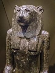 Lion-headed Horus of Buto, son of Wadjet, half brother to the falcon-headed Horus the Sky God son of Isis Late Period 26th Dynasty 664-525 BCE Bronze (mharrsch) Tags: bronze god lion egypt kansascity missouri 6thcenturybce 26thdynasty 7thcenturybce horus deity nelsonatkins nelsonatkinsmuseumofart buto lionheaded lateperiod mharrsch horusofbuto