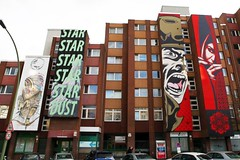 Urban Nations Project M8, Berlin (bsdphoto) Tags: streetart berlin art schneberg deutschland mural kunst murals haus urbanart gebude deu stardust fassade indianer dface cyrcle blowstr wordtomother urbannation blowstrase projectm8