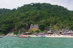 Perhentian Islands, Malaysia (ARNAUD_Z_VOYAGE) Tags: city sea west nature landscape islands coast boat asia state south capital east national malaysia federal perhentian terengganu territory northeastern kecil besar