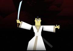 Samurai Jack Ver.2 Free Paper Toy Download (PapercraftSquare) Tags: samuraijack