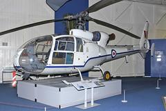 GAZELLE SA-341D. RAF Museum. Hendon. (Josep Oll) Tags: london photography fotos londres museo gazelle spotting raf helicoptero turbina hendon spotters turbomeca astazou