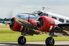 _DSC1861-35 (Ian. J. Winfield) Tags: plane flying aircraft aeroplane airshow duxford 18 beech imperialwarmuseum iwm flyinglegends beech18