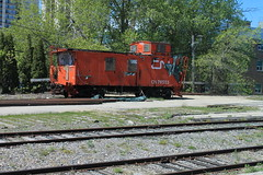 IMG_2529 (Locoponcho) Tags: canada cn train rail railway via viarail westbound cnr canadiannational traintrip cnrail thecanadian train1 ccmf