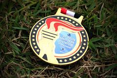Macro - Medalha (lcamargo.dm) Tags: medal medalha jogos campeo macro photo fotografia design