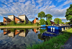 Canal Reflections (Jason Connolly) Tags: lancashire garstang lancastercanal nwengland canalreflections