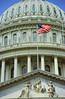 U S Capitol Building (WILSON-53) Tags: washingtondc buildings flag usgovernment