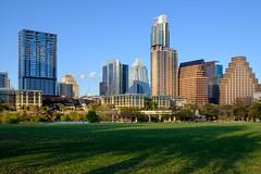 Austin on a Cool Spring Day (-Dons) Tags: austin texas unitedstates tx usa skyline townlakepark downtown clear bluesky nice townlake ladybirdlake