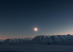 Solar Eclipse 2015_SPITSBERGEN (isabelle.bacher) Tags: spitsbergen svalbard solareclipse solareclise2015 winter magical beautyful norway arctic arktis norwegen