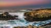 Ribadeo, Isla Pancha. (jetepe72) Tags: ribadeo islapancha faro anochecer mar acantilado