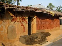 Bonerpukur adivasi gram near Khoai (Weekend Destinations) Tags: khoai shantiniketan sonajhuri santiniketan bolpur