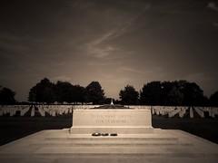 Groesbeek Canadian War Cemetery (Raymond Kuilboer) Tags: groesbeek canadian world war peace rest commonwealth graves commission memorial cross sacrifice poppy day