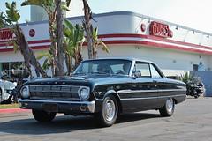 "Ruby's Redondo Beach ""Cruise at the Beach"" 7/29/16 (USautos98) Tags: 1963 ford falcon hotrod streetrod custom"