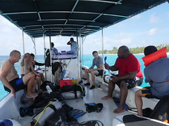 Dive day with Raycrew divers!