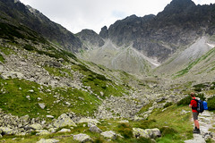O kurde! Ależ te Krzyżne daleko :) (czargor) Tags: outdoor inthemountain mountians landscape nature tatry mountaint igerspoland