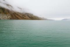Coastal View (danielfoster437) Tags: fjord svalbard terrian adventure landscape arctic naturelandscapewithwater extremeterrain naturelandscape spitsbergen outdoors seascape natuur coast tundra mountain